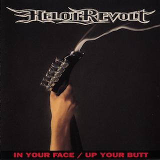 Helot Revolt CD Cover
